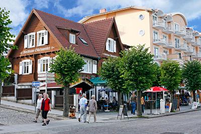 Pension & Restaurant Glückswinkel Ostseebad Sellin