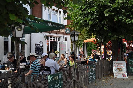 Restaurant- Blockhaus Glückswinkel Ostseebd Sellin