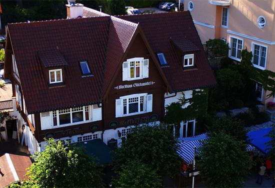 Pension Blockhaus Glückswinkel Sellin